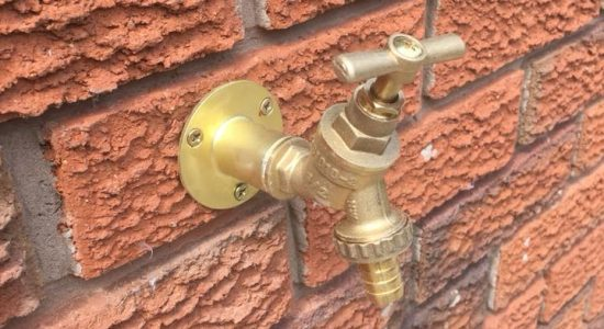 Outside tap 1